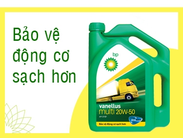 Dầu BP Gear Oil XP (4L)